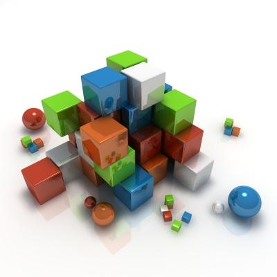 Cubes et casse-tête