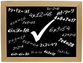 Chiffres et formules