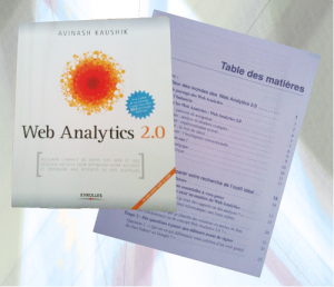 Couverture Web Analytics 2.0 en français