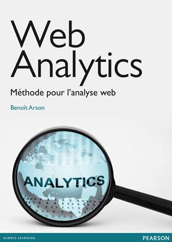 Couverture : Méthode pour l'analyse web de Benoît Arson