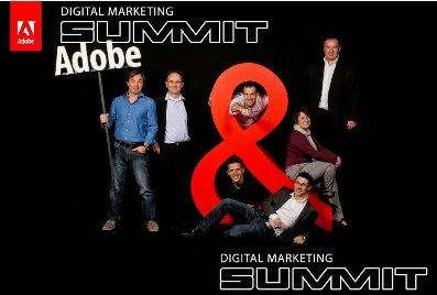 Adobe Summit - photo de groupe